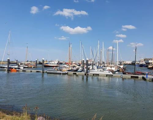 Ein wunderbarer kleiner Hafen